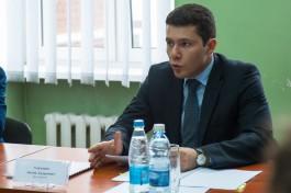 Алиханов рассказал о приоритетах бюджета Калининградской области на ближайшие годы