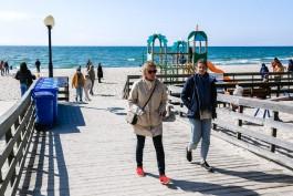 С начала года Калининградскую область посетили около 1,4 млн туристов