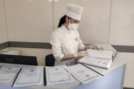 У 45 новых заразившихся COVID-19 в Калининградской области диагностировали пневмонию