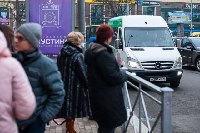 ВЧерняховске возбудили уголовное дело против владельца неисправной незаконной маршрутки