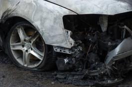 Полицейские задержали организатора поджога автомобилей в Калининграде