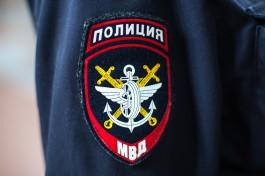 В Гусевском округе полиция разыскивает мужчину, подозреваемого в мошенничестве
