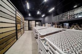 Новый салон «Мир плитки»: теперь не только керамическая плитка, но и сантехника