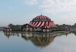 «Для полного счастья»: шесть вопросов о проекте цирка-шапито на Верхнем озере в Калининграде