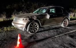 В Правдинском округе «Инфинити» насмерть сбил 71-летнего пешехода