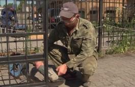 Вокруг особняков на ул. Краснокаменной снесли незаконное ограждение