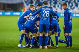 «Балтика» на выезде победила «Саранск» в матче Кубка России