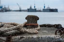 Паром «Балтийск» вернулся на линию после ремонта в Кронштадте