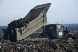 Власти планируют рекультивировать городские свалки в Гусеве и Черняховске