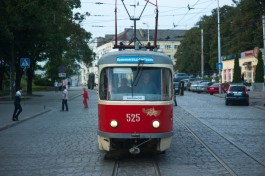 «Трамвай или электробус»: калининградцам предложили решить судьбу общественного транспорта