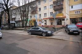 Рецепт против наглых «парковщиков» в Калининграде