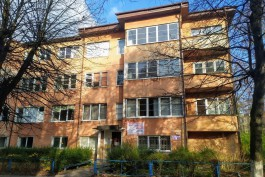 Комитет Облдумы поддержал передачу Корпорации развития здания поликлиники на Расковой под снос