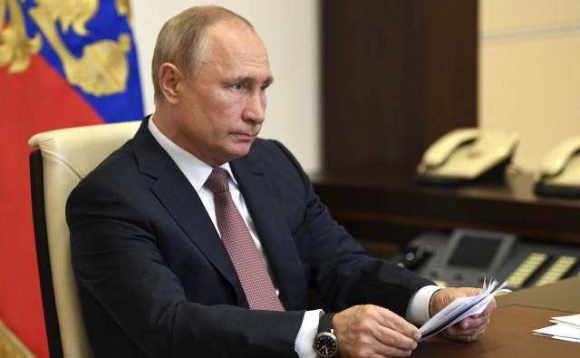 Путин высказался о смягчении «коронавирусных» ограничений в Калининградской области