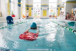 «Стихия начинающих»: в Калининграде прошёл турнир по плаванию среди детских садов