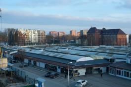 «Сначала сквер»: инвестору разрешили построить торговый комплекс на месте Центрального рынка