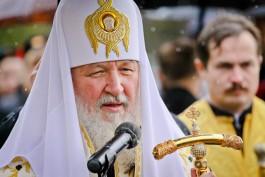 Патриарх Кирилл: Мне радостно видеть, с каким желанием в регионе возводят новые храмы