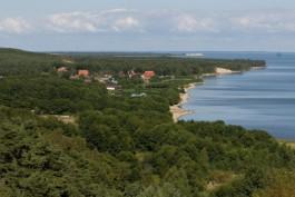 Нарушителей российской границы в Куршском заливе отправили в Литву