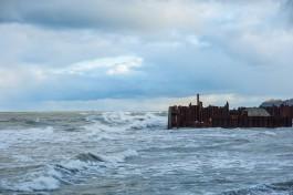 Ночью в Калининградской области ожидаются порывы ветра до 19 м/с