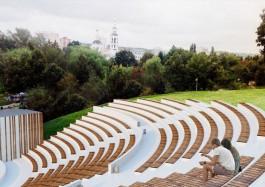 В Советске ищут подрядчика для благоустройства «Зелёного театра» за 15 млн рублей