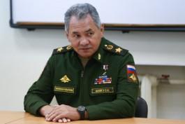 Шойгу: США и НАТО перебрасывают войска к границам европейской части России