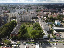 Корпорация развития продаёт участок под жильё на Артиллерийской в Калининграде за 180 млн рублей