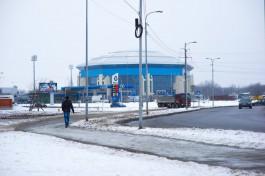 На время визита Путина в Калининград на Сельме перенесли остановку