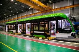 «От 65 млн за вагон»: власти Калининграда думают о покупке трамваев «Корсар» в лизинг