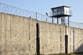 В исправительной колонии Гвардейска погиб заключённый