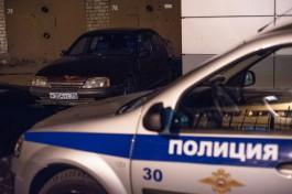 УМВД: Калининградец из мести поцарапал машину отца своей бывшей девушки