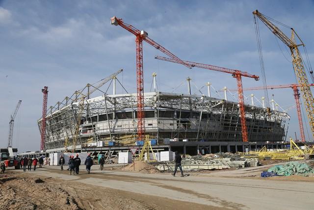 Калининградский стадион передадут набаланс области