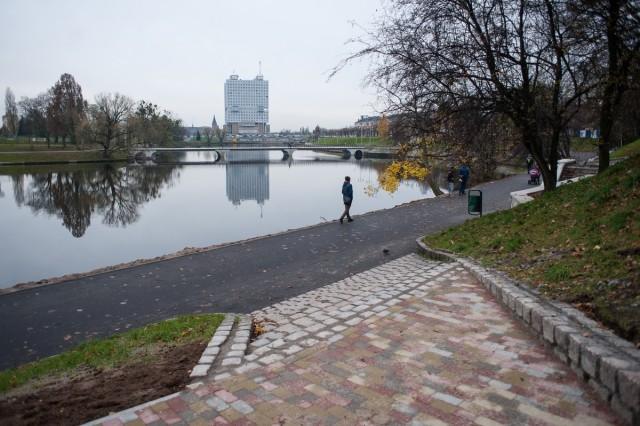 В Калининградской области ожидается небольшой дождь и +10°С в выходные дни