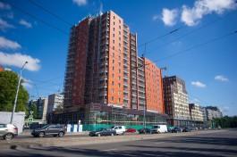 С января по сентябрь в Калининграде ввели в эксплуатацию 141 жилой дом