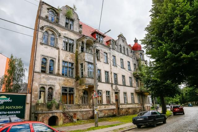 Власти просят возбудить уголовное дело на владельца дома Мюллера-Шталя в Советске