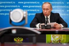 Путин поддержал ужесточение наказания для авиадебоширов и создание «чёрных списков»