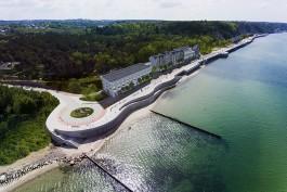 На застройку побережья и музейный квартал в Калининграде направят 129 млрд рублей