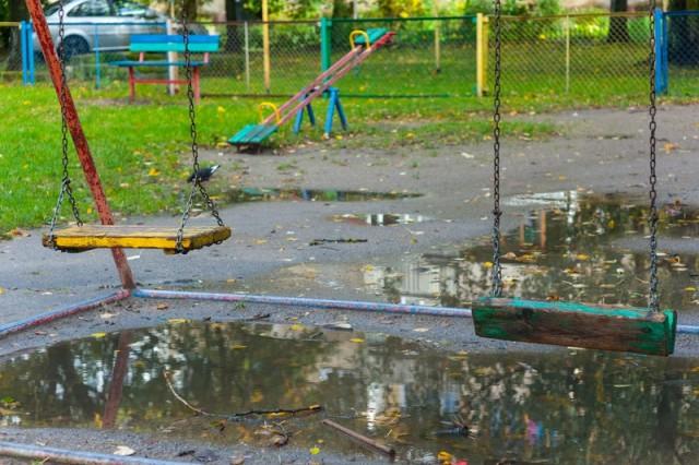 Вечером субботу в Калининградской области ожидаются дождь с грозой