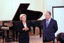 Вице-премьер федерального правительства назвала Калининград «центром притяжения талантов»