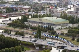 «Мост нужнее»: инвестор передумал строить причал у СК «Юность» в Калининграде