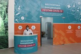 «Не менее 60%»: в Калининградской области вводят обязательную вакцинацию для работников нескольких сфер