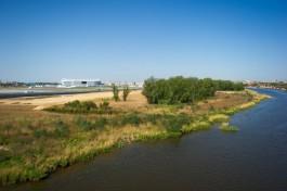 Власти планируют расчистить 600 километров рек в Калининградской области