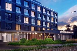 «Санаторий, природа и новый пляж»: как обустроят территорию гостиничного комплекса на месте отеля «Русь» в Светлогорске
