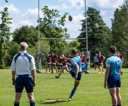 Юниорский чемпионат Европы по регби пройдёт в Калининграде