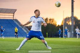 «Товарищеская перестрелка»: как «Балтика» уступила латышам в контрольной игре в Калининграде