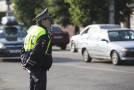 За выходные на дорогах Калининградской области задержали 23 пьяных водителя