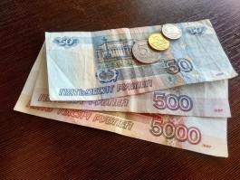 Минфин: В регионе за три года произошло «забеление» зарплат