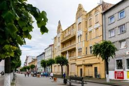 В Советске ищут подрядчика для разработки проекта реконструкции театра королевы Луизы под музей