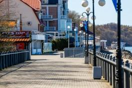 «С берегозащитой и велодорожкой»: для реконструкции старого променада в Светлогорске утвердили проект планировки