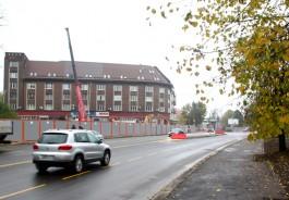 Крупин: Светофоры на перекрёстке улиц Багратиона и Октябрьской подключим позже, если потребуется