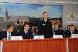 Илларионов: Важно, чтобы жители региона видели активные действия полиции по борьбе с криминалом
