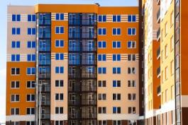 Калининградская область вошла в четвёрку регионов-лидеров по вводу жилья